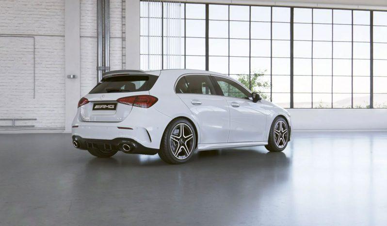 Mercedes-AMG Α 35 4MATIC full