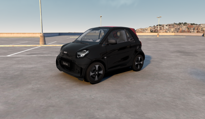 smart EQ fortwo cabrio full